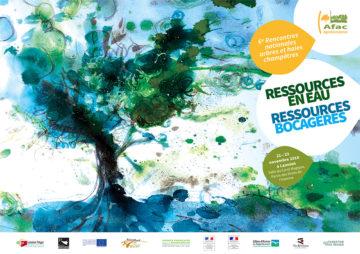 6eme Rencontres nationales arbres et haies champêtres