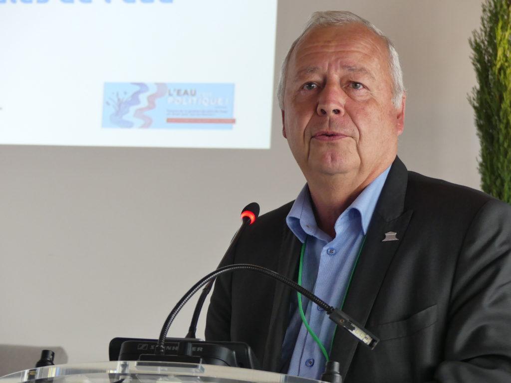Jean Launay, Président du CNE