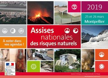 4eme Assises nationales des risques naturels