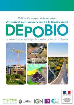 DEPOBIO – Le téléservice de dépôt des données biodiversité