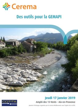 Journée d'échanges «Des outils pour la GEMAPI» – CEREMA
