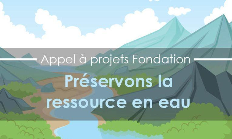 La Fondation Caisse d'épargne Rhône-Alpes lance son 4e appel à projets sur la ressource en eau