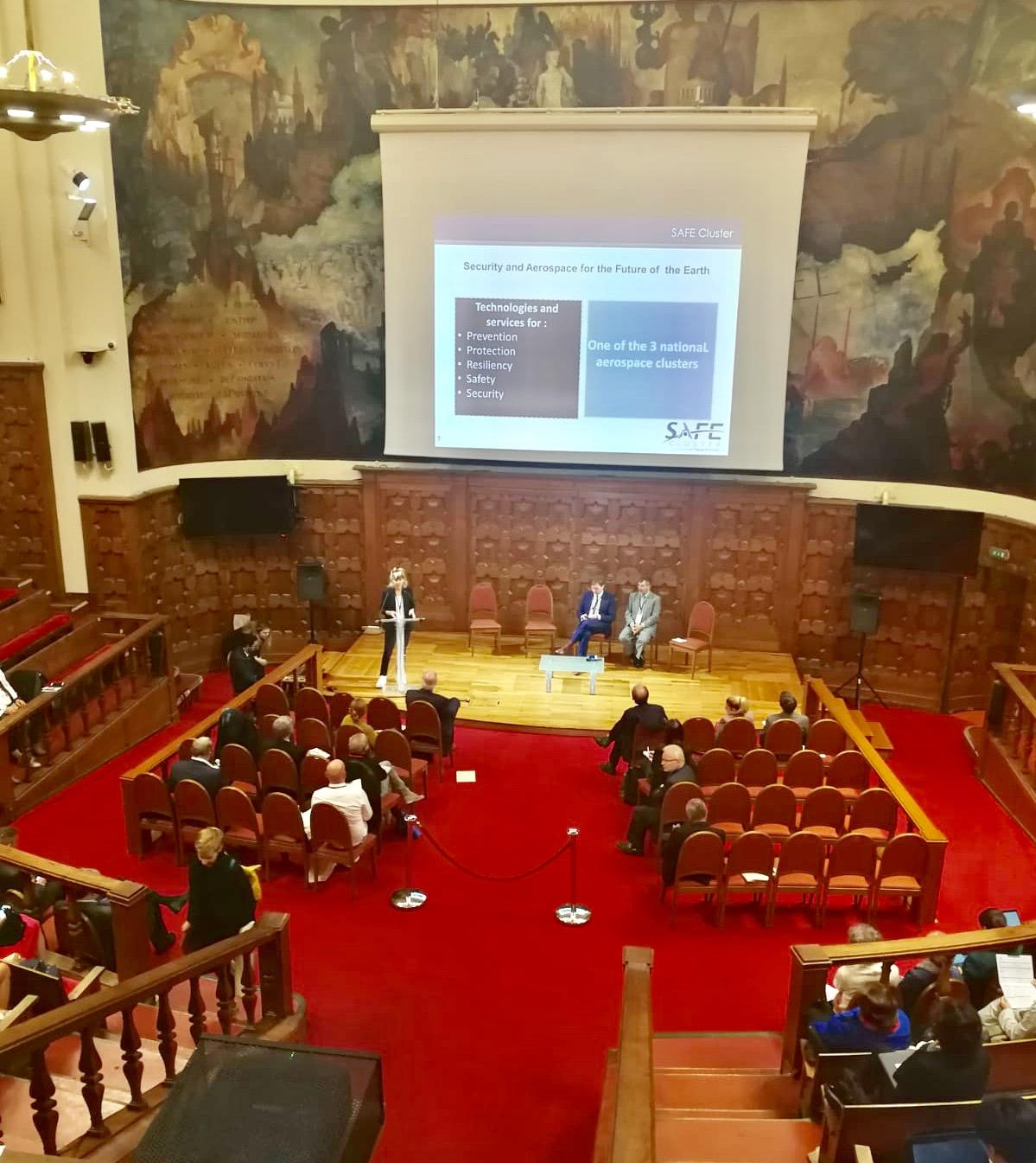 Conférence IDRIM à Nice, l'ANEB est présente !