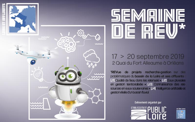 l'Etablissement public Loire organise sa semaine de REV*, inscriptions toujours ouvertes !