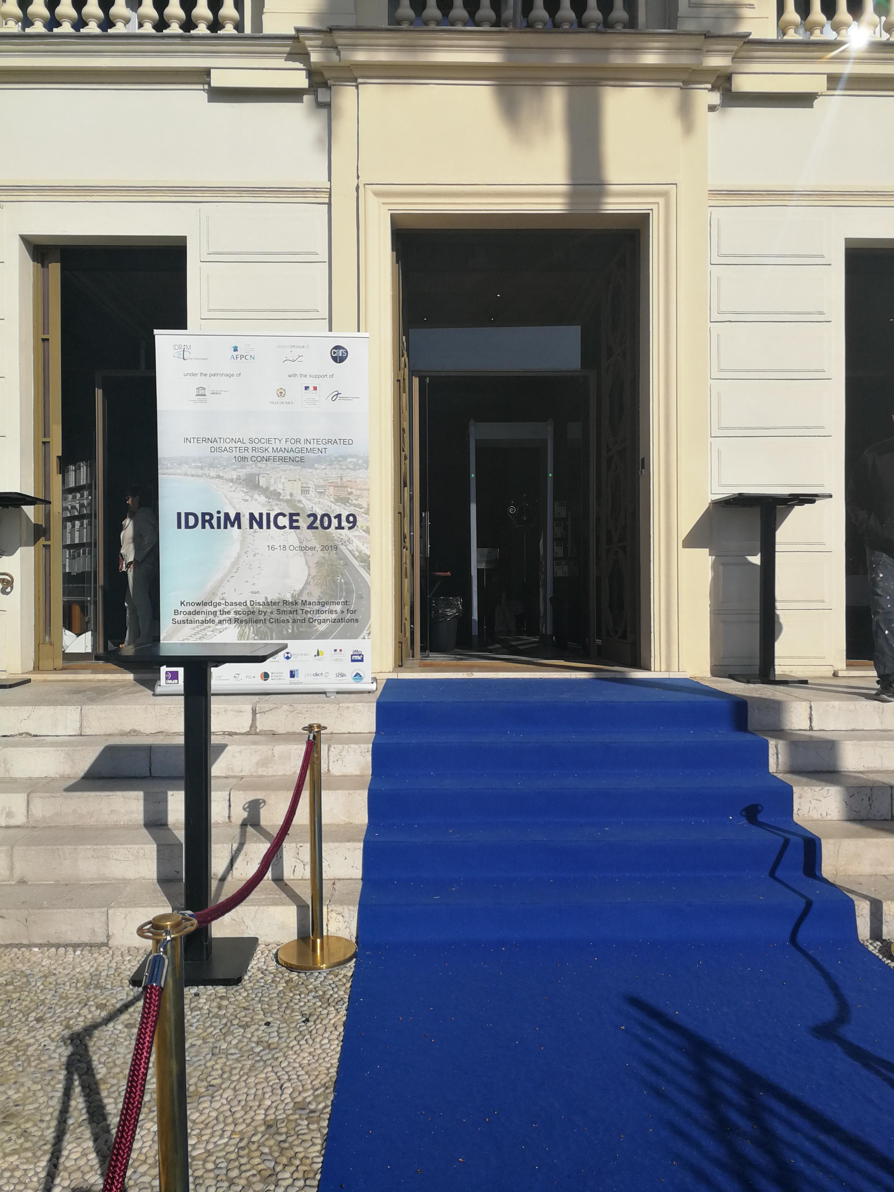 Conférence IDRIM à Nice, l'ANEB y était !