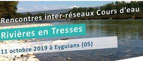 Les rivières en tresse, des hydrosystèmes d'exception – Séminaire d'échanges – 11 octobre