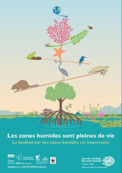 Journée mondiale des zones humides 2020 : Biodiversité