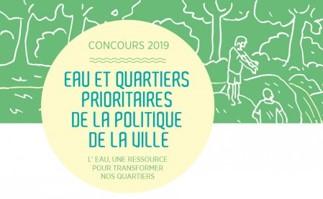 Concours «Eau et quartiers prioritaires de la politique de la ville» – Agence de l'eau Rhin Meuse