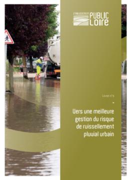 [Parution] EP Loire – Vers une meilleure gestion du risque de ruissellement pluvial urbain