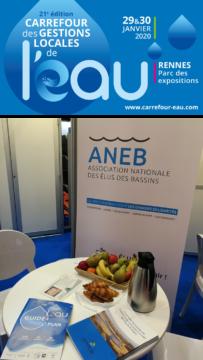 L'ANEB et son réseau étaient présents au CGLE 2020 !