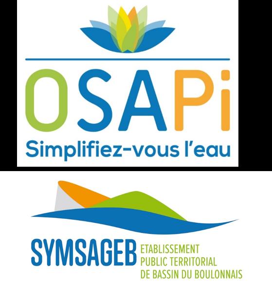 Présentation de l'outil interactif OSAPi – EPTB du Boulonnais