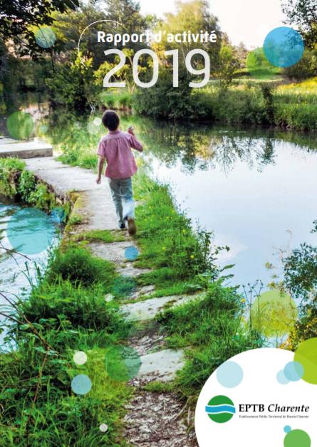 Rapport d'activité 2019 – EPTB Charente