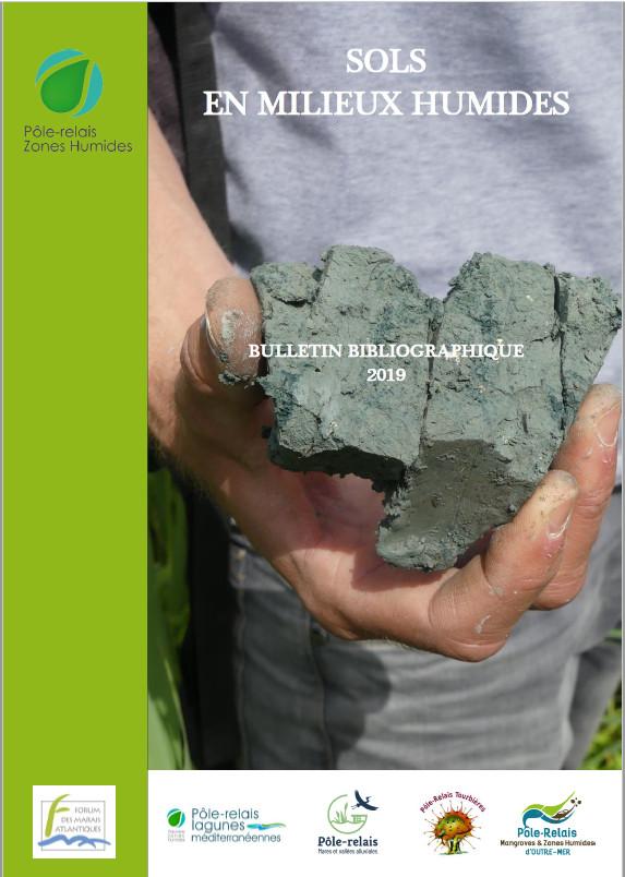 Bulletin biblio des Pôles-relais : Sols en milieux humides