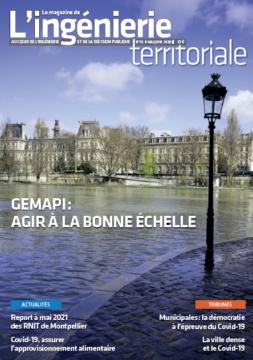 Ingénierie Territoriale – GEMAPI : Agir à la bonne échelle – Contribution de l'ANEB