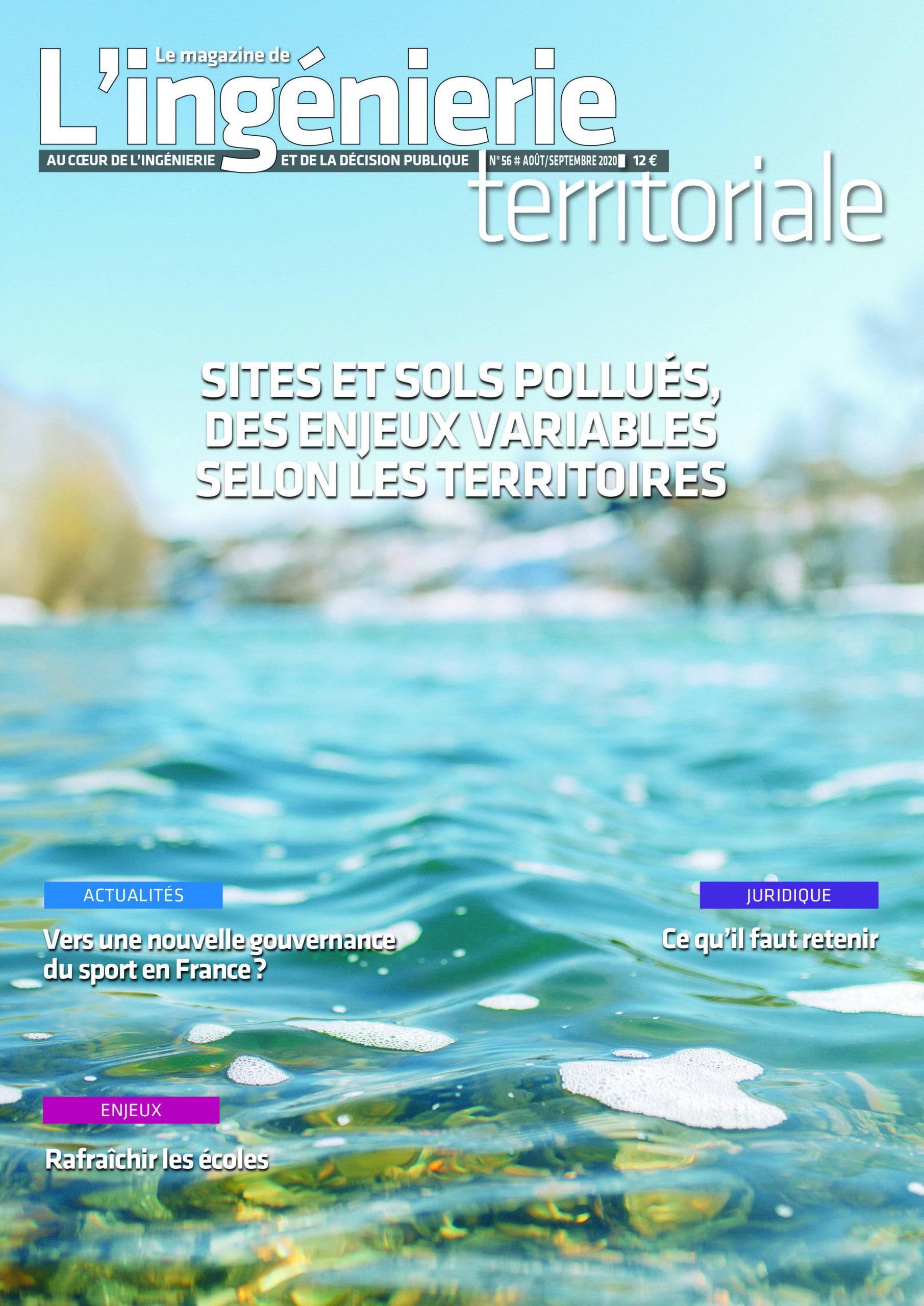 L'Ingénierie Territoriale «Sites et sols pollués»