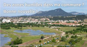 Webinaire – Des Zones Humides dans ma commune? Bonne nouvelle !