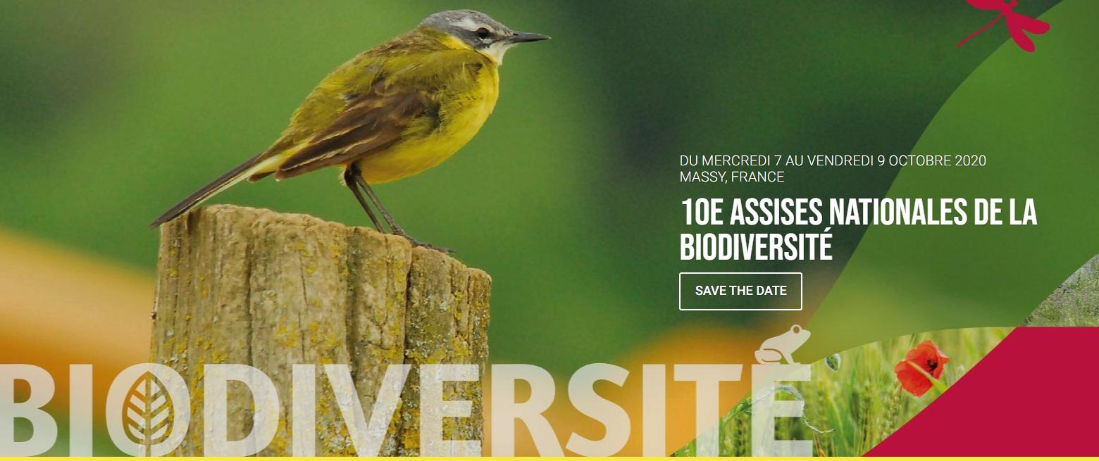 Assises Nationales de la Biodiversité 2020