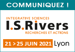 IS Rivers 2021 : appel à communication