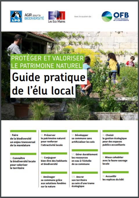 Protéger et valoriser le patrimoine naturel – Guide pratique de l'élu local