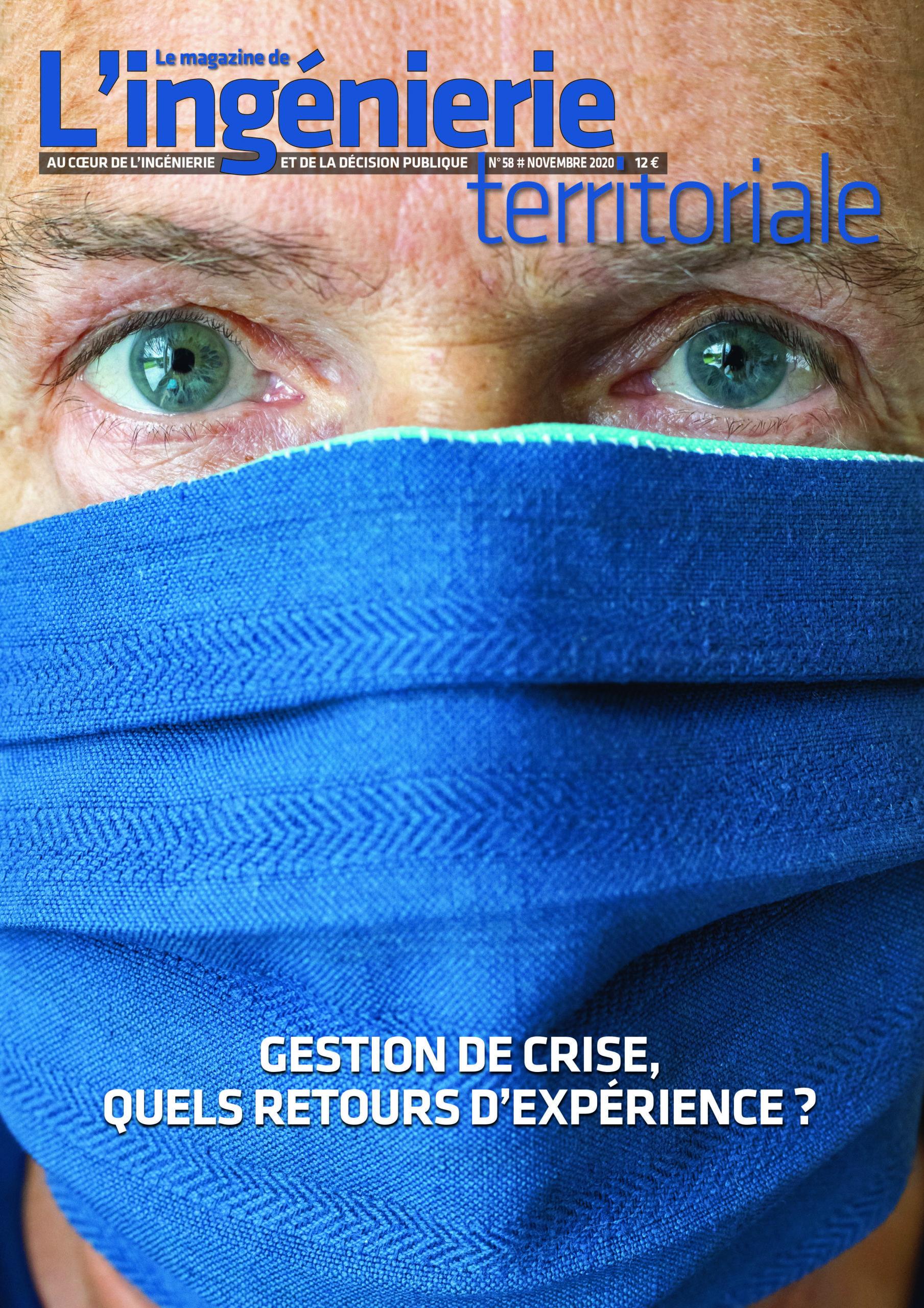 Ingénierie territoriale n°58 – Dossier «Gestion de crise»