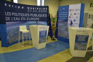 Retour sur le colloque EUROPA « Les politiques publiques de l'eau en Europe : entre fragmentation et intégration »