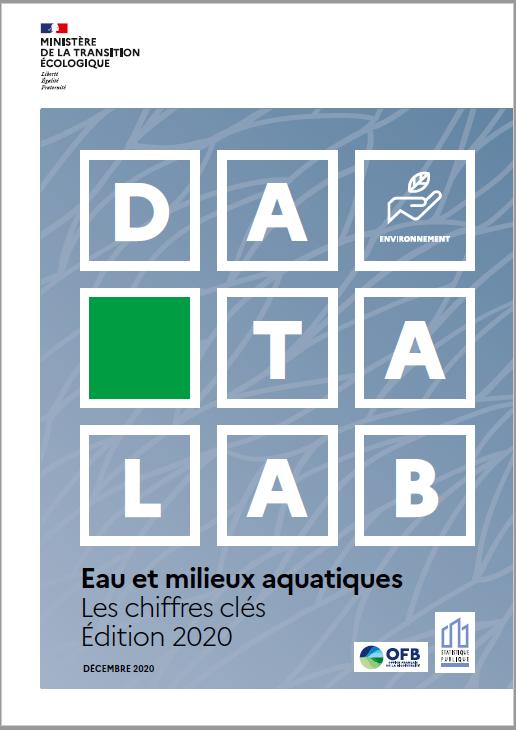 Eau et milieux aquatiques – Les chiffres clés – Édition 2020