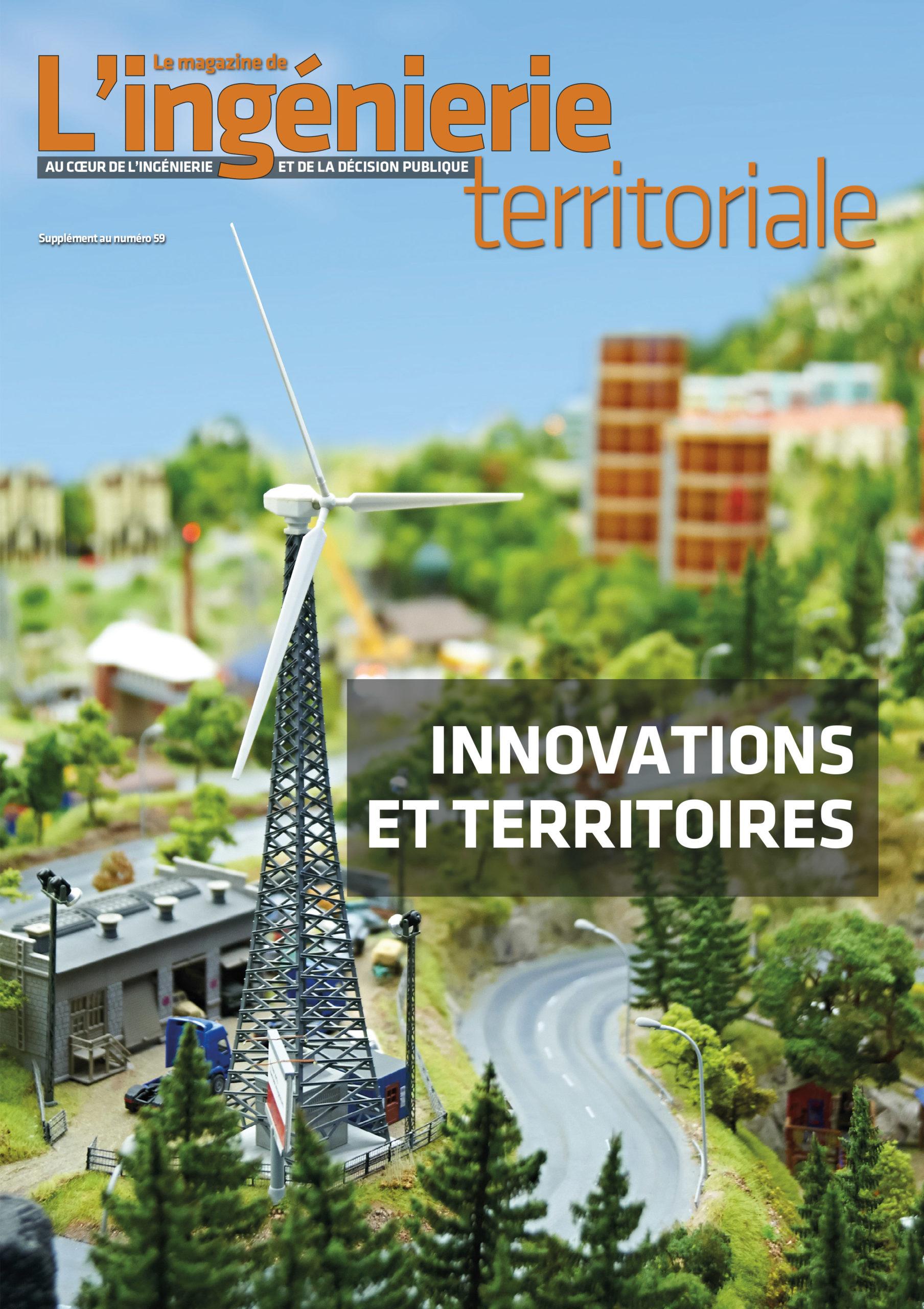 Ingénierie territoriale – Hors-série du n°59 – Innovations et territoires
