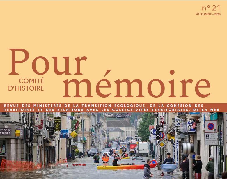 Revue Pour mémoire – n°21 – Catastrophes naturelles