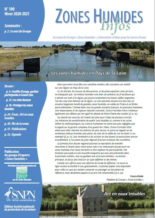 Zones Humides Info –  Les zones humides en Pays de la Loire