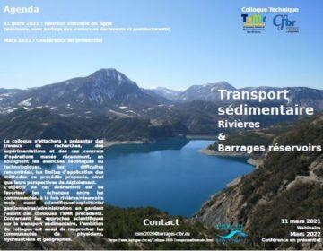 Colloque Transport sédimentaire : Rivières et barrages réservoirs