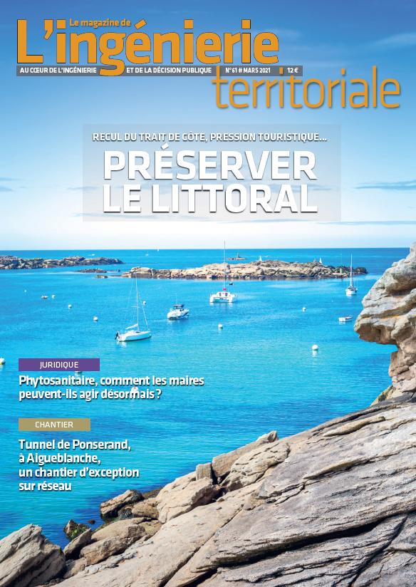 """Ingénierie territoriale n°61 – Dossier """"Préserver le littoral"""""""