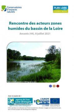 Rencontre des acteurs zones humides du bassin de la Loire