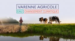 Webconférence sur le Varenne agricole de l'Eau organisé par le Cercle Français de l'Eau